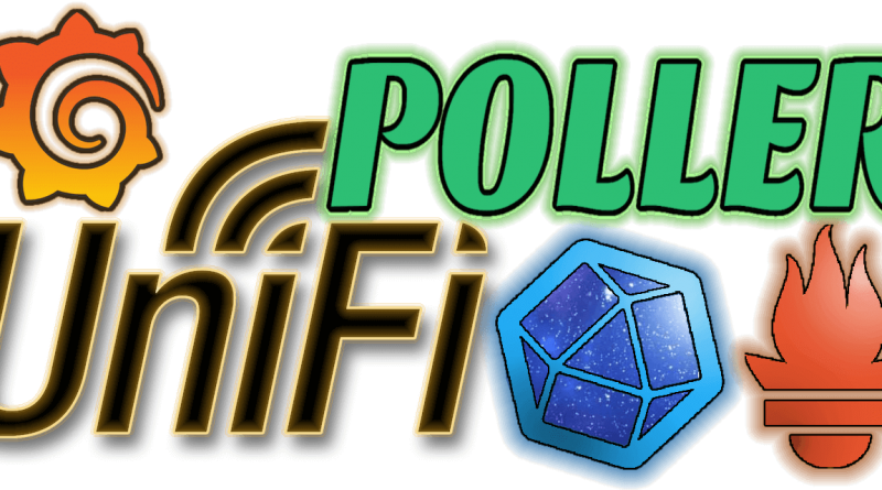 Unifi Poller - the logo for unifi-poller step-by-step